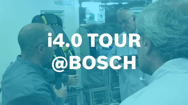 Industrie 4.0 visite virtuelle Bosch Rexroth