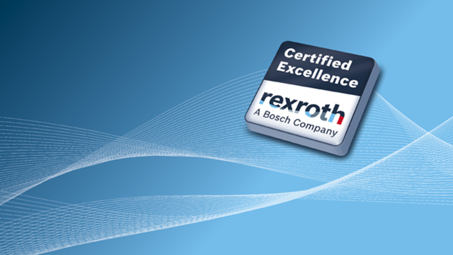 Partenaires Certified Excellence bosch Rexroth France