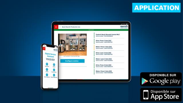 Application Digital Service Assistant