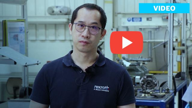 Réparation des composants Rexroth : économique et durable