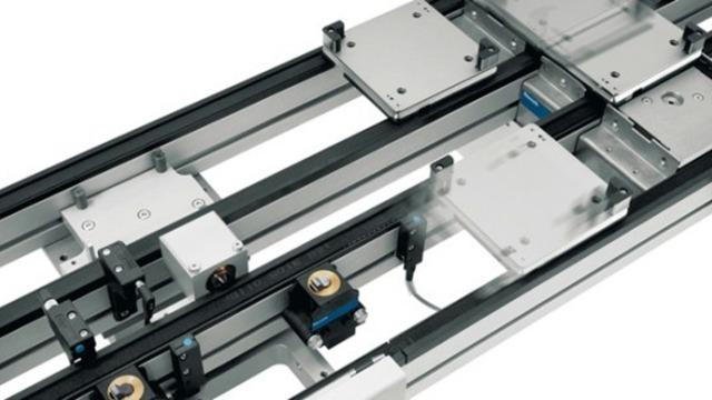 Sistemi di trasferimento Bosch Rexroth