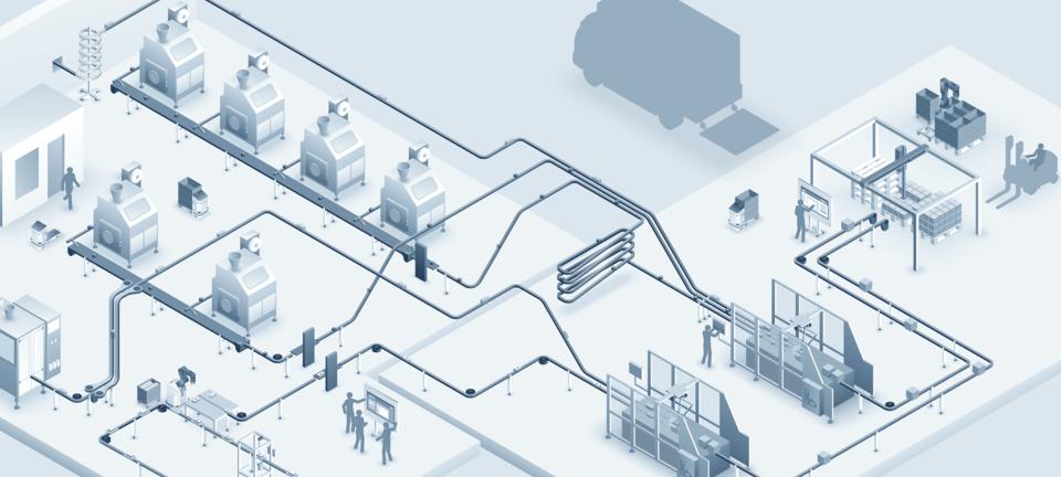 Rozwiązania do automatyzacji produkcji