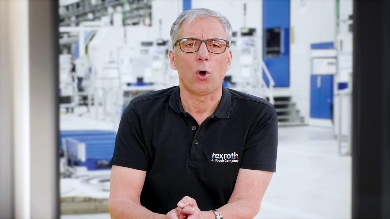30 år med linjära axlar från Bosch Rexroth