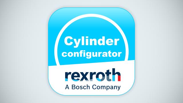 Cylinder Configurator Bosch Rexroth