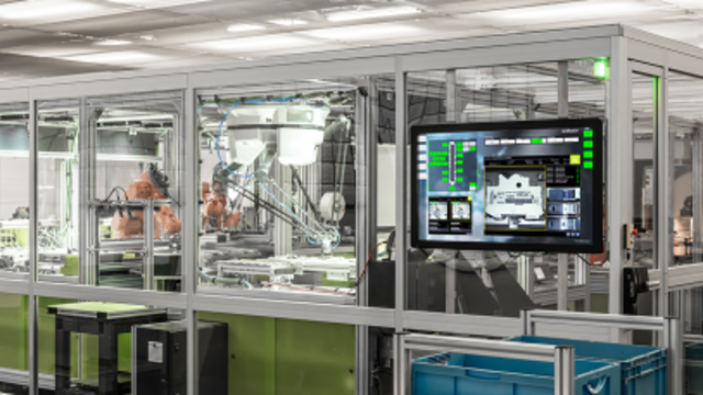 See Bosch and Rexroth products in action by scheduling a guided tour of our plants.