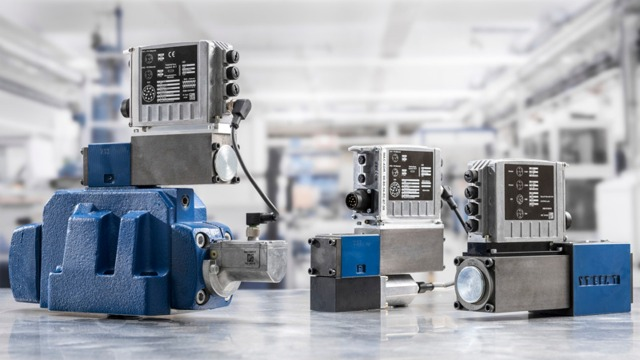 Sophisticated Hydraulic Valves