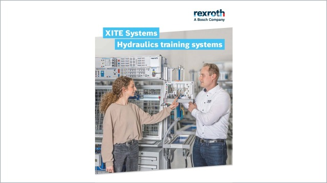 Catalog training systems hydraulics