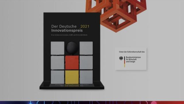 Der Deutsche Innovationspreis award