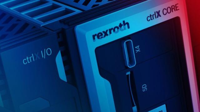ctrlX Automation van Bosch Rexroth