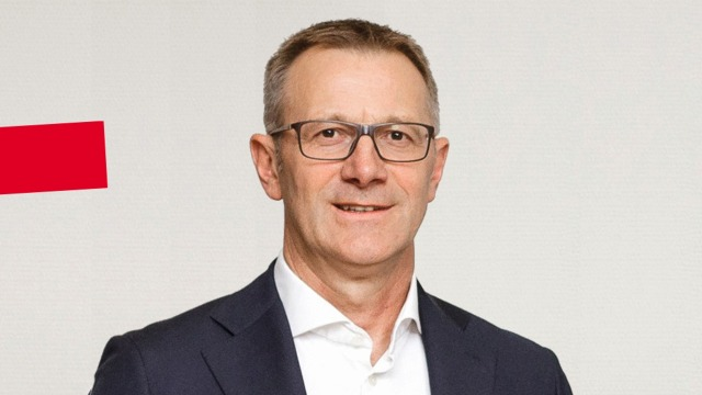 Rolf Najork (Chairman of the Executive Board)