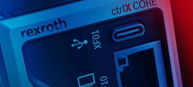 ctrlX AUTOMATION - Bosch Rexroth