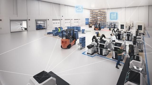 LogiMAT 2020 - Bosch Rexroth