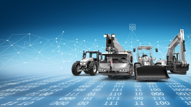 Transforming Mobile Machines – Bosch Rexroth