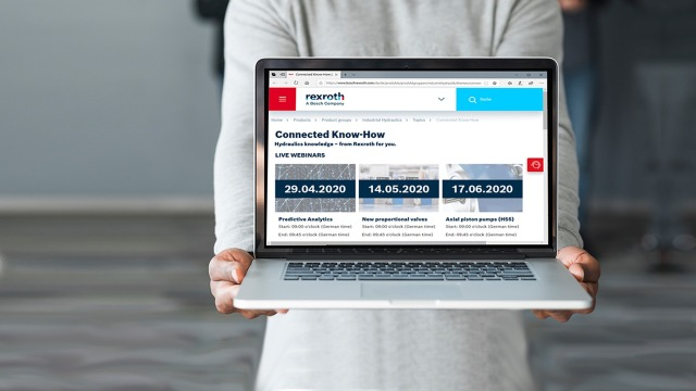 Här hittar du information om kommande online webinars samt länkar till redan genomförda utbildningar.