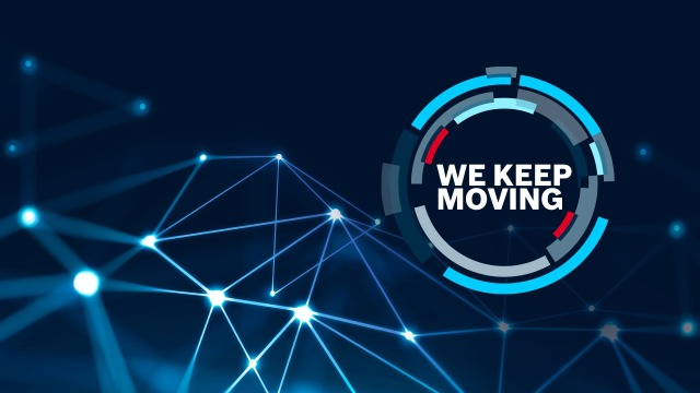We Keep Moving - Bosch Rexroth