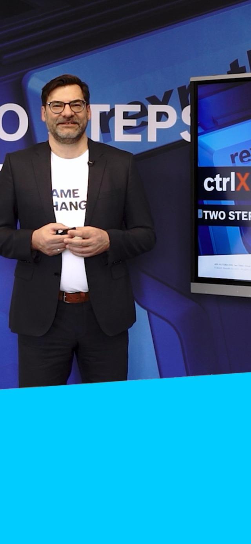 ctrlX AUTOMATION live stream