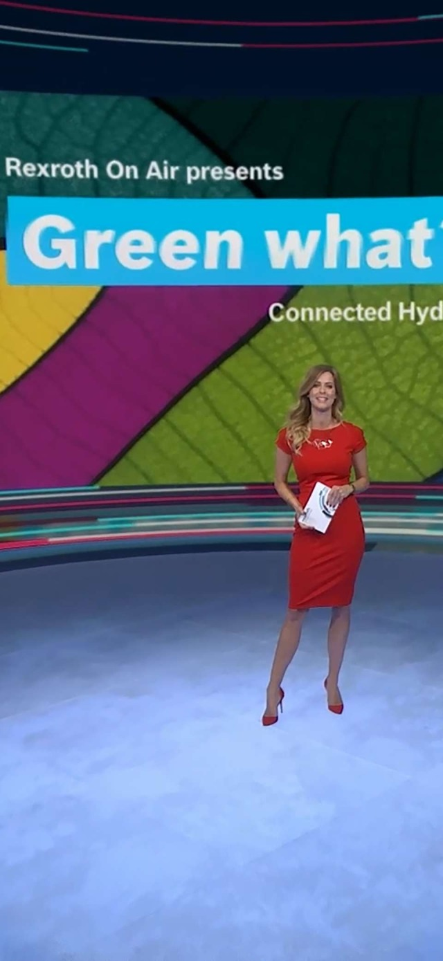 presenter-with-green-what-background