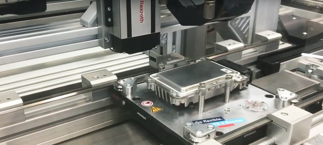 TS 2 Booster - die neue modulare Baugruppe für das Transfersystem TS 2plus