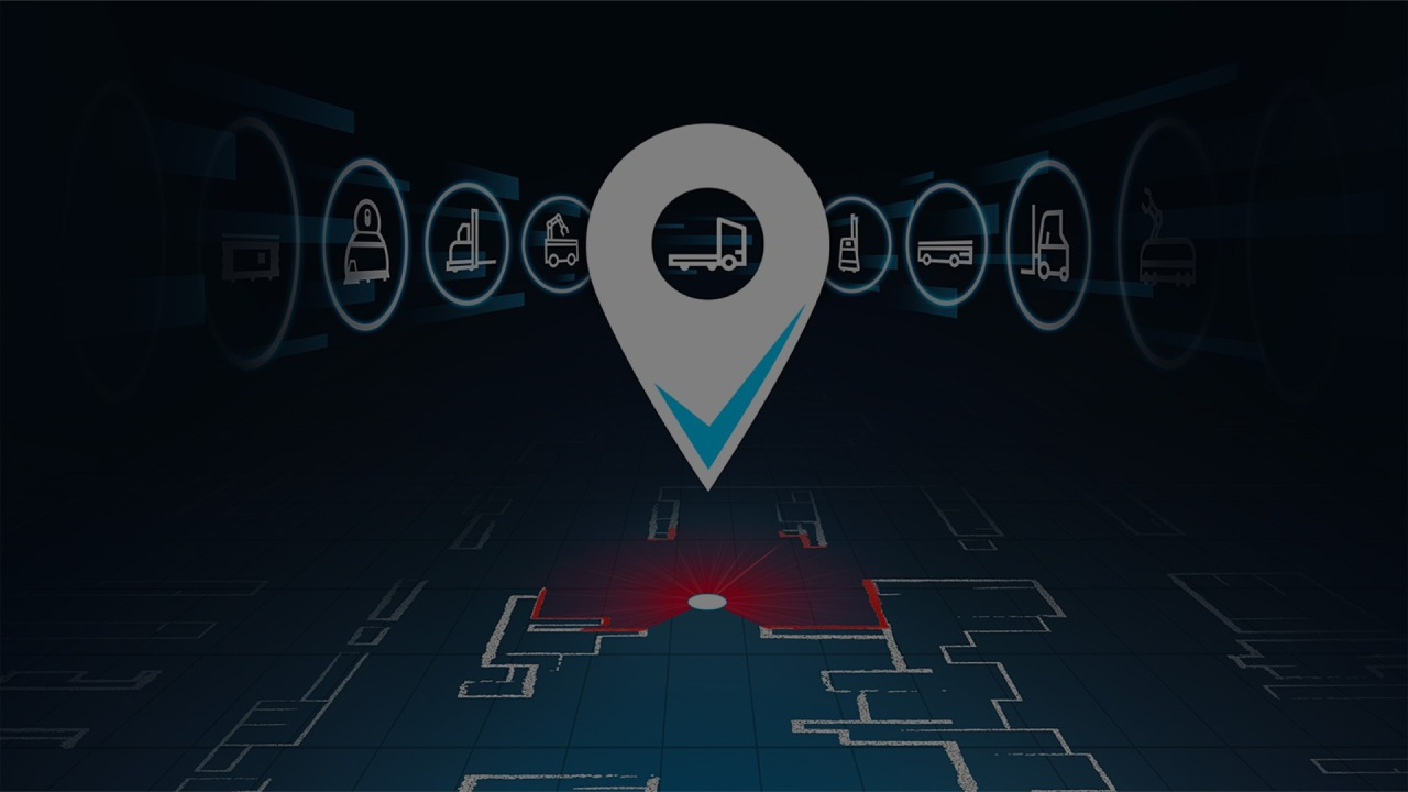 Bosch Rexroth: Level up your mobile robots. Locator - requires less, offers more.