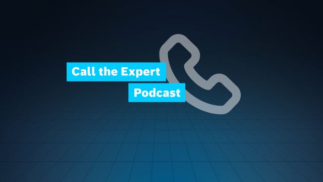 """""""Call the Expert"""" Podcast – Episode 2"""