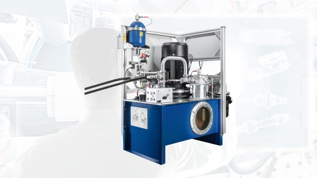 Modular standard power units - ABPAC
