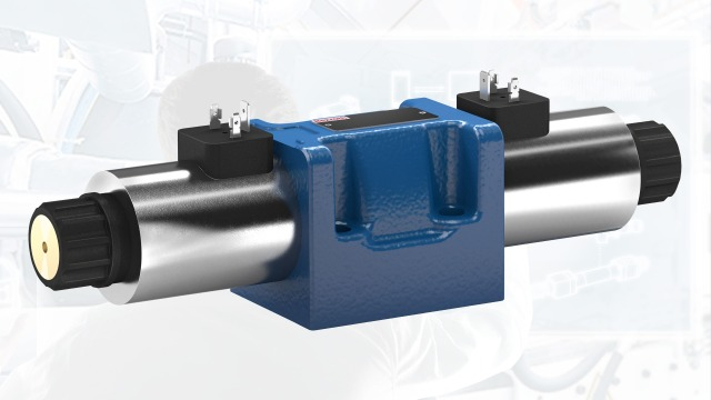 Configure your directional spool valve with various actuation possibilities