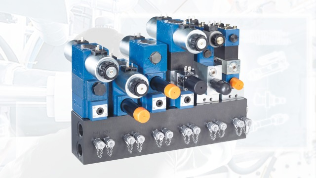 Multistation manifolds - HSR