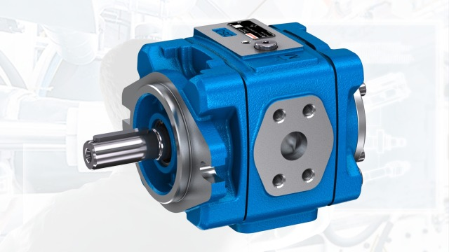 Configure your internal gear pump