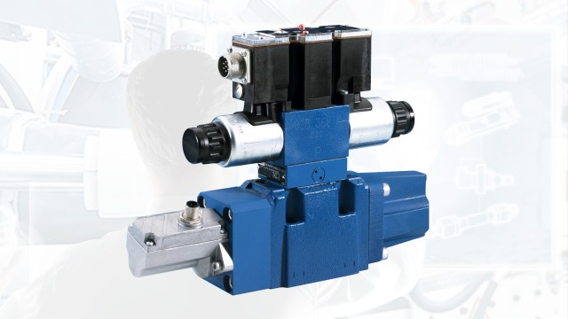 Configure your proportional directional or high-response valve