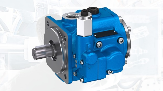 Configure your vane pump