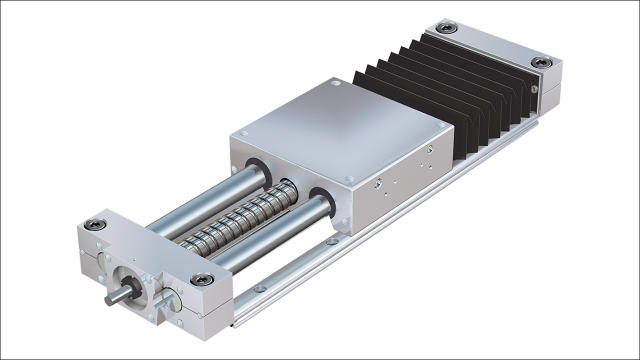 Configurator for linear motion slides