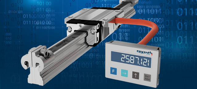 Integrated measuring system IMScompact