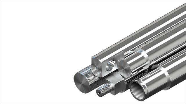 Configurator for precision steel shafts