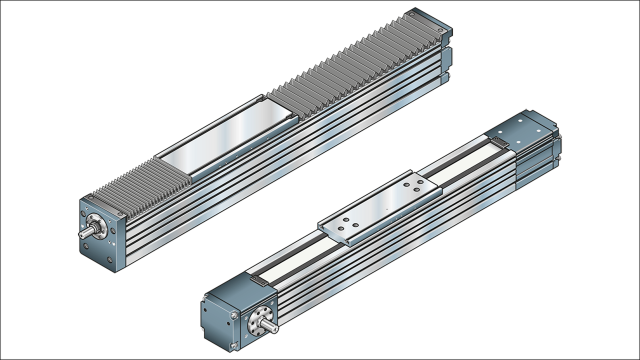 Configurator for linear modules product generation 2