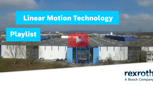 Linear Motion Technology Playlist