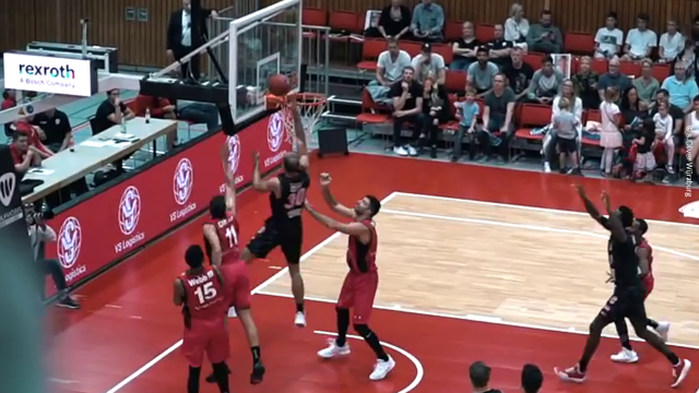 Linear Motion Technology in professional basketball