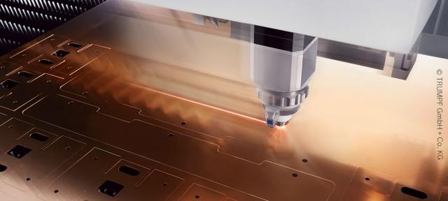 Laser-sharp path measurement