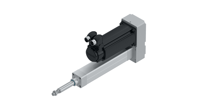 Self-contained linear axes – Electromechanical cylinders EMC