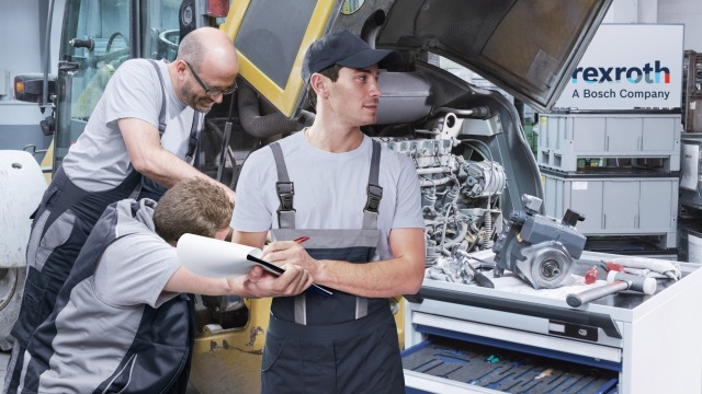 Service Mobile Hydraulics
