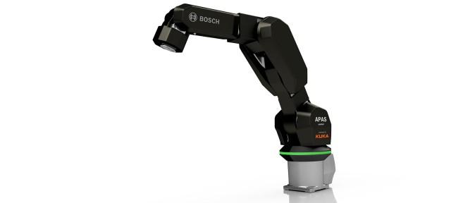 Collaborative robot based on KUKA