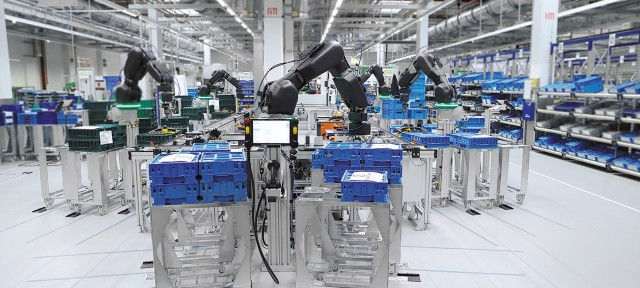 APAS - at the heart of the Factory of the Future