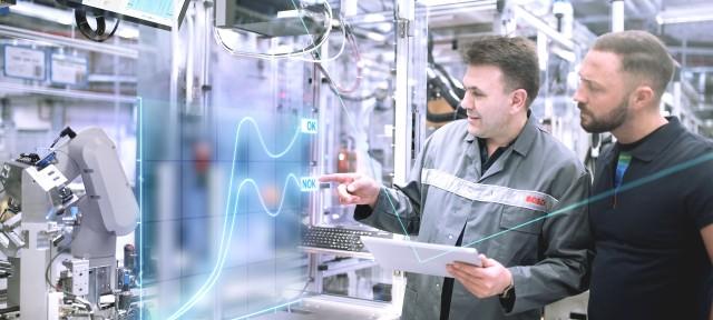 Mit der Process Monitoring Application lassen sich Fehler bereits während des Schraubprozesses identifizieren – und bestenfalls ganz vermeiden.