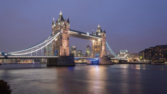 Movable Bridge solution Tower Bridge London