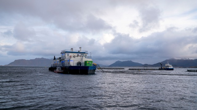 Energy efficiency for Fish Farms and other offshore solutions