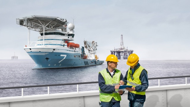 Drive and control solutions for Offshore