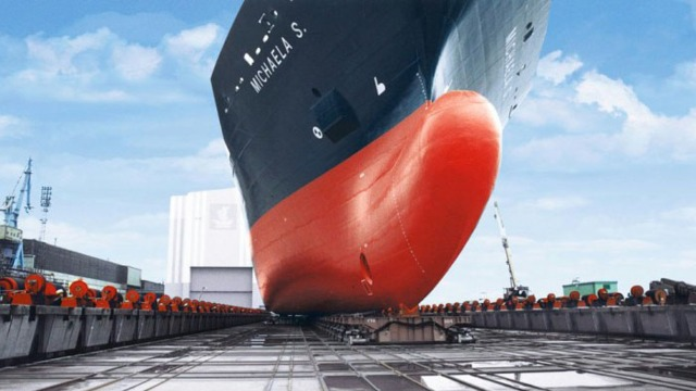 Drive and control solutions for Shipyard Equipment